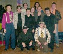 05.02.2000, Regensburg - Uni Fasching mit Spider Murphy Gang