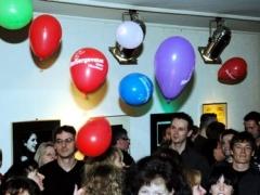 05.04.2008, Neuburg an der Donau - Nightgroove im Kinocafé