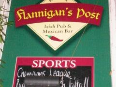 07.11.2009, Augsburg - Flannigans Post